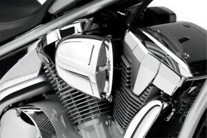 Cobra Chrome PowrFlo Air Intake Cleaner Kit Stage 1 06-2017 Kawasaki 06-0467