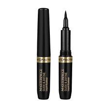 Max Factor Masterpiece Glide & Definir Delineador Líquido Belleza Maquillaje 01 Negro
