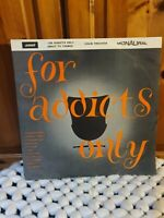 FOR ADDICTS ONLY SOUNDTRACK VINYL LP - TV THEMES - COLIN FRECHTER ORCHESTRA