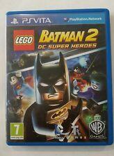 Lego Batman DC Super Heroes Edition Française PS Vita