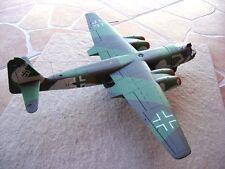 "1/5 Scale ARADO AR-234 C3 scratch build R/c Plane Plans 110""WS Turbine/DF Power"