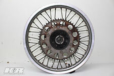 "1993 Husqvarna CR125 18"" Rear Wheel, Rear Rim, Back Rim, Hub, 93 CR 125 B3985"