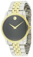 Movado Museum Two-Tone  Mens Watch 0606899
