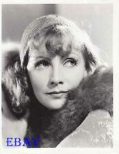 Greta Garbo glances sideways RARE Photo