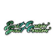 Just Crusin Sticker Decal Sport Kids Bike Extreme Team Themed