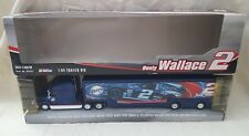 2005 Winner's Circle Rusty Wallace 2 1:64 Trailer Rig Scale Nascar Asst No 34722