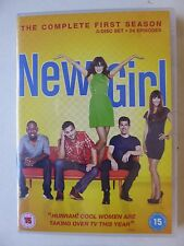 New Girl - Series 1 - The Complete First Season (DVD, 2012, 3-Disc Set)