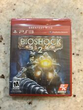 Bioshock 2 PlayStation 3 PS3 Brand New Factory Sealed In Case FREE SHIPPING!!!