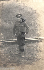 WW1 soldier John T Somerville 5th Cameron Highlanders POW Oppy Wood