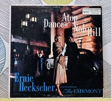 ERNIE HECKSCHER - Dance Atop Nob Hill [Vinyl LP] USA Import V-4007 Big Band *EXC