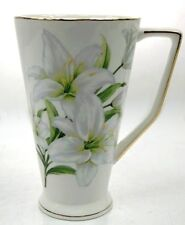 Fusaichi Pegasus 'Lily' Porcelain Vintage Tea Coffee Cup Presented In A Gift Box