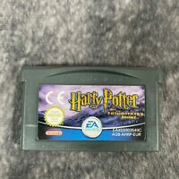 Harry Potter And The Philosopher's Stone Nintendo Game Boy Advance GBA Genuine