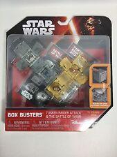 Disney Star Wars Box Busters Tusken Raider Attack & The Battle of Yavin - NIB