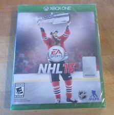 NHL 16 (Microsoft Xbox One, 2015) Brand New