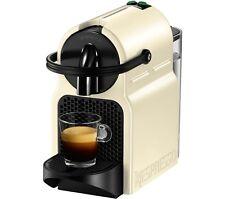 NESPRESSO by Magimix Inissia 11351 Coffee Machine - Vanilla Cream