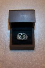 The Lord Of The Rings The Ring Of Aragorn The Noble Collection Size 12 W/Coa