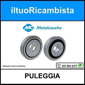 PULEGGIA ALBERO MOTORE BMW SERIE 3 / TOURING (E46) /(E90)/ (E91) 318d - 320d 05>