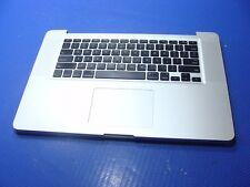 "Macbook Pro A1286 15.4"" 2010 MC373LL/A Top Case w/ Trackpad Keyboard 661-5481"