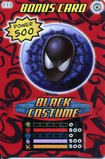 Spiderman Heroes And Villains Card #233 Black Costume