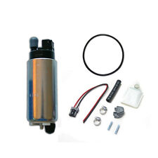 Walbro GSS341 255LPH High Performance Fuel Pump In-Tank + 400-766 Kit + O-Ring