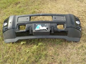 2015 16 18 2019 Chevy Silverado 2500 3500 Painted Front Bumper factory fog light