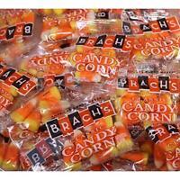 Brach's Classic Candy Corn Autumn Mix Mellowcreme Treat Bags | 110 Bags - 55 oz