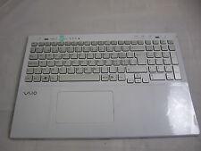Sony Vaio SVS151C1GT  Tastatur mit Rahmen Touchpad CH P/N: 9Z.N6CLF.401
