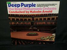 Deep Purple Royal Philharmonic Orchestra Vintage Vinyl LP German Harvest NM-/VG+