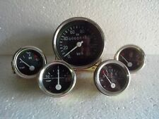 Mahindra Jeep Speedometer Temp Oil  Fuel Amp Gauge