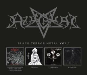 Azaghal - Black Terror Metal Vol.1 (4cd-Set) 4CD NEU