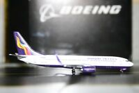 Panda Model/Skywings 1:400 Urumqi Airlines Boeing 737-800 B-6268 (SKY-PM-021)