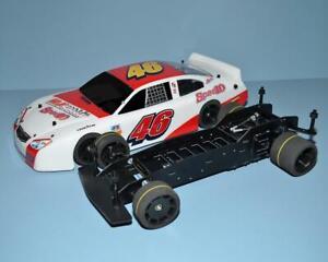 RJ Speed 1/10 Spec 10 Oval/Road Racer Kit [RJS2035]