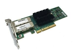 Mellanox ConnectX-3 Pro PCIe x8 NIC 10GBe SFP+ Dual Port Server CX312b MCX312B