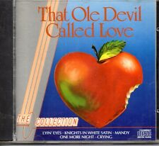 That Ole Devil Called Love -The Seymour Light Orchestra ‎ - CD 1987
