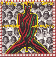 Midnight Marauders, A Tribe Called Quest (Explicit) [Vinyl, NEW] FREE SHIPPING