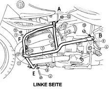 Hepco&Becker Motorschutzbügel Sturzbügel 502902 00 01 für BMW R 1100 R 94-99