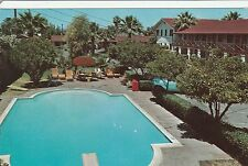 LAM(Y) Phoenix, AZ - El Rancho Motor Hotel - View of Swimming Pool