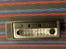 00-06 BMW E46 M3 330Ci 325Ci Convertible Overhead Map Light Black OEM 8233608