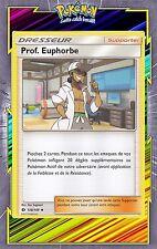 Prof. Euphorbe - SL1:Soleil et Lune - 128/149 - Carte Pokemon Neuve Française