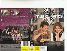 Music And Lyrics-2007-Hugh Grant-Movie-DVD