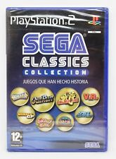 SEGA CLASSICS COLLECTION - PLAYSTATION 2 PS2 PLAY STATION - PAL ESPAÑA - NUEVO