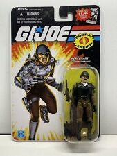"GI Joe 25th Anniversary Major Bludd 3.75"" Figure Comic Card Variant Complete"