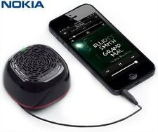 Nokia MD-9 Original Battery Powered Mini Speaker with 3.5mm Audio Cable