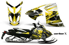 Snowmobile Graphics Kit Decal Wrap For Ski-Doo Rev Xr Gsx Summit 2013+ Carbonx Y