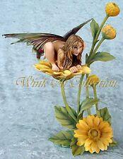 "Sheila Wolk ""Chameleon"" Fairy Figurine Limited Edition # 1025 Retired 2006"
