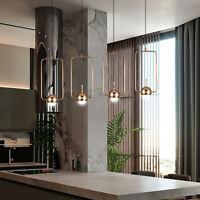 Modern Nordic Pendant Suspension Lamp LED Chandelier Ceiling Light Lighting