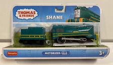 Thomas & Friends Trackmaster Motorized Shane Engine & Tender , New
