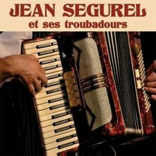 CD Jean Ségurel et ses troubadours / IMPORT