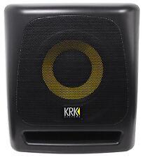 "KRK 8S v2 8"" 109w Powered Studio Subwoofer w/Class D Amplifier In MDF Enclosure"