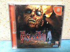 The House of the Dead 2  Sega Dreamcast Japan NTSC-J